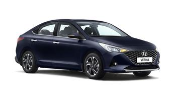 Hyundai Verna Vs Honda All New City