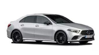 Mercedes Benz A-Class Limousine Vs BMW X1