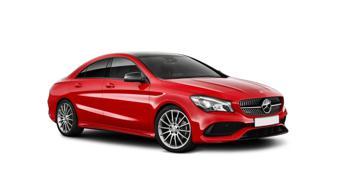 Mercedes Benz CLA Class image