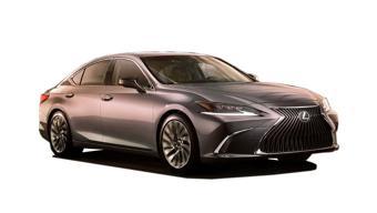 Lexus ES Vs Jaguar XF