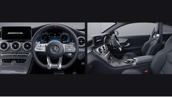 Mercedes Benz C Coupe