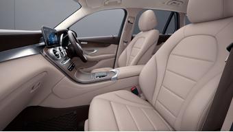 Mercedes Benz GLC Coupe