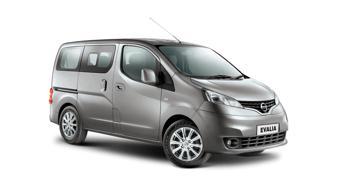 Nissan Evalia Images