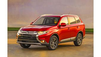 2016 Mitsubishi Outlander expected to come with several new features