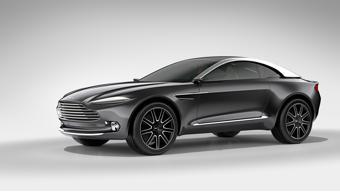 Aston Martin electric to rival Tesla Roadster
