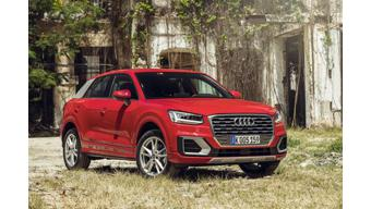 New Audi Q2 teased ahead of launch in India