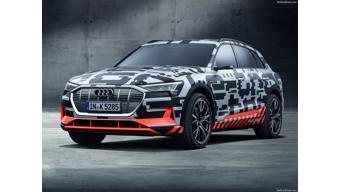 2018 Geneva Motor Show: Audi e-tron Prototype breaks cover