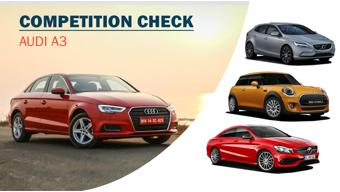 Competition Check Audi A3