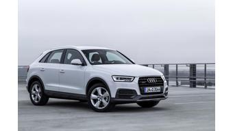 Audi launches the new Q3 in India at Rs 34.20 lakh