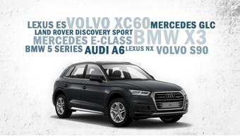 Audi Q5: What else can you buy