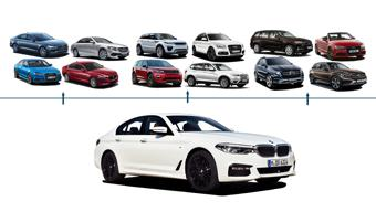 2017 BMW 5 Series: What else can you buy?