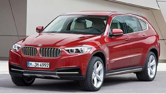 BMW X7 in the making, production could commence effective 2016