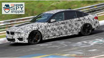 All that we know about the BMW M5