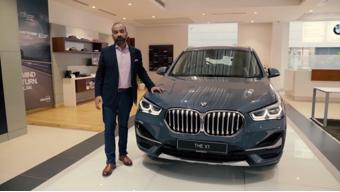 BMW X1 introduced in India at Rs 35.90 lakhs