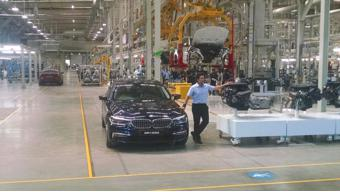BMW launches Skill Next initiative at their Chennai plant
