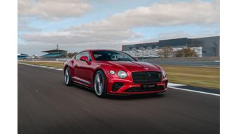 Bentley's most advanced Chassis explained