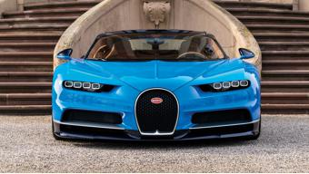 Bugatti Chiron likely to get electrified in the future