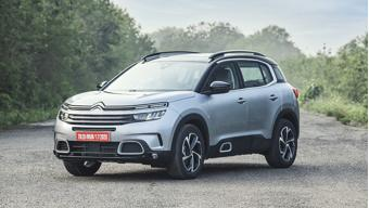Citroen India to commence bookings for the C5 Aircross in March 2021