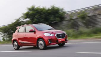 Datsun offers benefits of up to Rs 40,000 in October