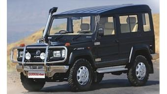 Force Motors Gurkha to go on sale from September
