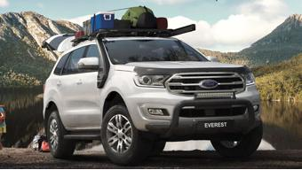 Ford Endeavour might get a Basecamp variant soon