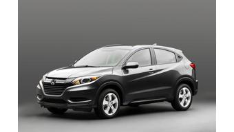 Europe-spec Honda HR-V unveiled online-Details inside
