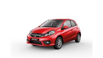 2016 Honda Brio details and features explained through variants