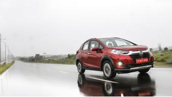 2020 Honda WR-V Diesel Manual First Drive Review