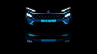 Hyundai releases teasers for the new Kona and Kona N Line SUVs