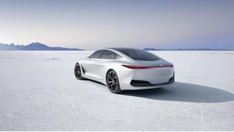 Infiniti Q Inspiration Concept first image goes live