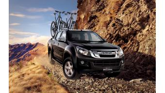 Isuzu D-Max V-Cross bookings commence in India