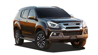 BS6 Isuzu mu-X launched in India at Rs 33.23 lakh