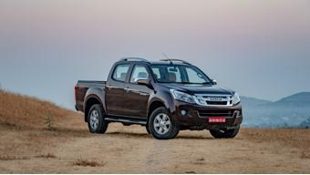 Isuzu introduces Ruby Red colour option for the D-Max V-Cross