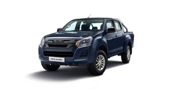 BS6 Isuzu D-Max V-Cross and Hi-Lander debuts in India; introduces six-speed manual transmission