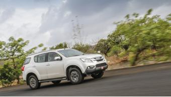 Isuzu MU-X and V-Cross cheaper by 8 and 6 per cent respectively