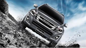 Isuzu introduces updated D-Max V-Cross in Thailand