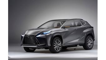 Lexus reveals information on NX compact crossover ahead of its official unveiling