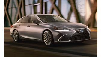 2019 Lexus ES teased ahead of Beijing debut