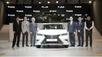 Lexus RX and ES models launched in India