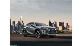 Geneva 2018: Lexus UX is new compact Japanese luxury crossover