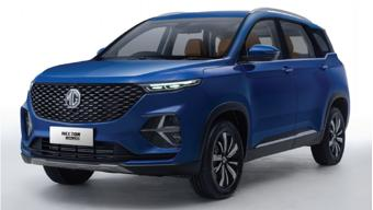 MG Hector Plus launched - Reasons to buy