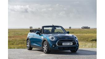 MINI launches Convertible Sidewalk Edition in India at Rs 44.90 lakh