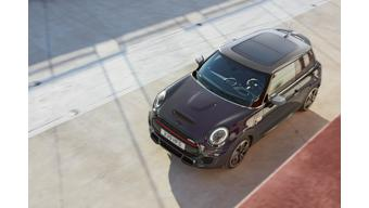 Mini Cooper JCW GP Inspired Edition launched at Rs 46.90 lakh