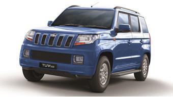 Mahindra updates lower trims of the TUV300 with 100bhp mHawk engine