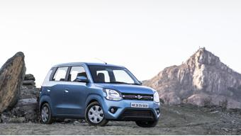 Maruti Suzuki Wagon R CNG variant gets three new colours