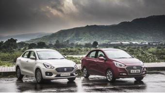 Maruti Suzuki Dzire Diesel MT vs Hyundai Xcent diesel MT