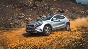 Mercedes Benz GLA garners 600 pre-launch bookings within 18 days