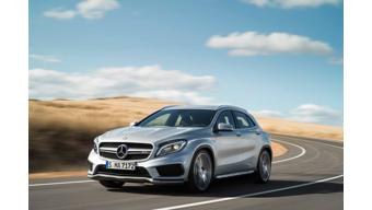 Mercedes Benz GLA AMG coming on October 27th