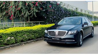 Mercedes-Benz launches S-Class 'Maestro Edition' in India