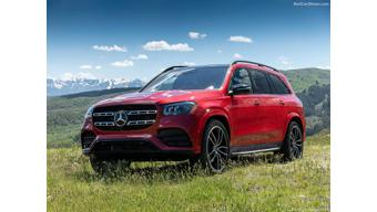 third generation Mercedes-Benz GLS India launch on 17 June